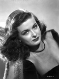 Joan Bennett on a Leaning Portrait Photo by  Movie Star News