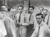 Twelve Angry Men in Group Picture Photo by  Movie Star News
