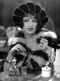 Estella Taylor Portrait in Classic Photo by  Movie Star News