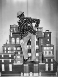 Fred Astaire on Miniature Building Photo by J Miehle