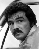 Burt Reynolds Close Up Portrait Photo by  Movie Star News