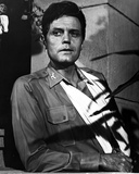 Jack Lord Posed in Military Dress Photo by  Movie Star News