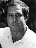 Chevy Chase Posed in White Shirt Photo by  Movie Star News