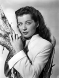 Gail Russell Posed in Long Sleeves Photo by  Movie Star News