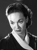 Ann Blyth Looking Down Portrait Photo by  Movie Star News