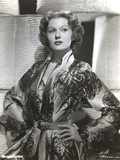 Rhonda Fleming wearing a Bathrobe Photo by  Movie Star News