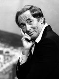 Joey Bishop in Black Suit Portrait Photo by  Movie Star News