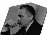John Barrymore Candid Shot in Suit Photo by  Movie Star News