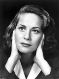 Alida Valli Portrait in Classic Photo by  Movie Star News