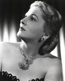 Joan Fontaine Side Ways Portrait Photo by  Movie Star News