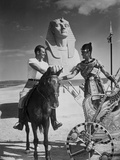 Ten Commandments Scene in Horses Photo by  Movie Star News
