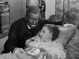 Al Jolson with Woman Lying in Bed Photo by  Movie Star News