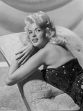 Jayne Mansfield Posed in Classic Photo by Bert Six