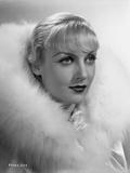 Carole Lombard wearing a Fury Coat Photo by Otto Dyar