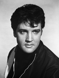 Elvis Presley Portrait in Classic Photo by  Movie Star News