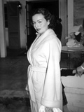 Jeanne Crain Posed in Classic Photo by  Movie Star News