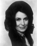 Loretta Lynn Portrait in Classic Photo by  Movie Star News
