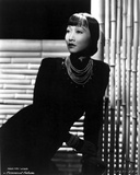 Anna Wong Leaning on a Table Photo by  Movie Star News