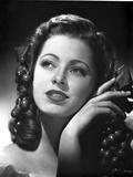 Eleanor Parker Looking Up Portrait Photo af  Movie Star News