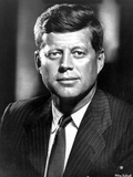John Kennedy Posed in Black Suit Photo by  Movie Star News