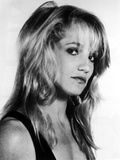 Ellen Barkin Portrait in Classic Photo by  Movie Star News
