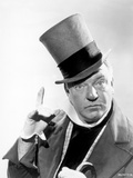 W C Fields Man on Magician's Hat Photo by  Movie Star News
