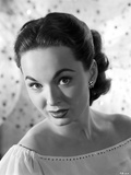 Ann Blyth on a Beaded Top Portrait Photo by  Movie Star News
