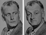 Art Carney in Classic Candid Shot Photo by  Movie Star News