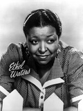 Ethel Waters Portrait in Classic Photo by  Movie Star News