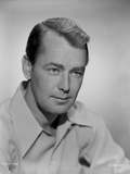 Alan Ladd Pose in Classic Portrait Photo by  Movie Star News