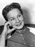 Shirley Booth Leaning and sitting Photo by  Movie Star News