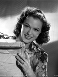 Eleanor Powell sitting and smiling Photo af Movie Star News