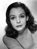 Susan Strasberg wearing a Sweater Photo by  Movie Star News
