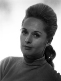 Tippi Hendren Portrait in Sweater Photo by  Movie Star News