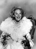 Phyllis Diller Seated in Classic Photo by  Movie Star News