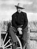 John Wayne in western von western Photo by  Movie Star News