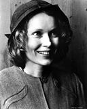 Mia Farrow Portrait wearing Coat Photo by  Movie Star News