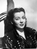 Gail Russell Portrait in Classic Photo by  Movie Star News