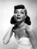 Marie Windsor Portrait in Classic Photo by  Movie Star News