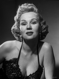 Virginia Mayo Posed in Black Dress Photo by  Movie Star News