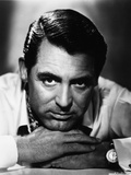 Cary Grant Resting Head On Hands Photo by  Movie Star News