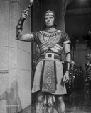 Ten Commandments a Man in Armor Photo by  Movie Star News