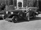 Al Jolson Showing His Vintage Car Photo by  Movie Star News