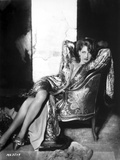 Norma Shearer Reclining in Classic Photo af Movie Star News
