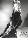 Alice Faye standing Portrait Photo by  Movie Star News
