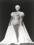 Rhonda Fleming on a Dress Portrait Photo by  Movie Star News