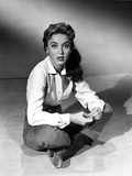 Beverly Garland Seated in Classic Photo by  Movie Star News