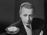 George Raft Posed in Coat and Tie Photo by E Bachrach