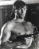 Robert Mitchum Portrait in Classic Photo by  Movie Star News