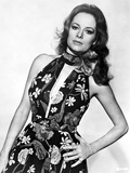 Luciana Paluzzi Posed in Classic Photo by  Movie Star News